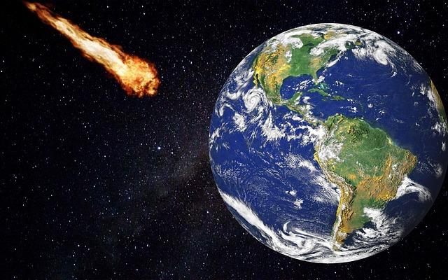 Gran asteroide pasará rozando la tierra mañana, esto dice la NASA ¿Chocará?