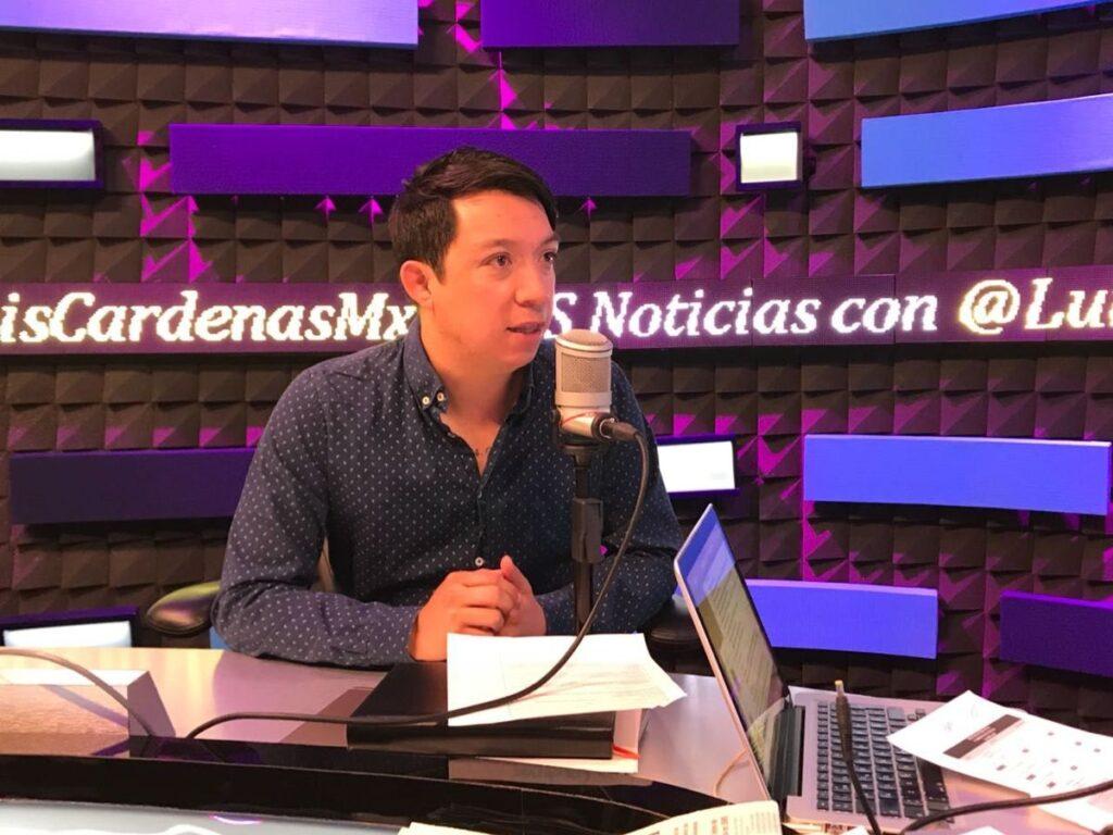 CNDH solicitó protección para el periodista Óscar Balmen, por amenazas del crimen organizado Foto: Internet