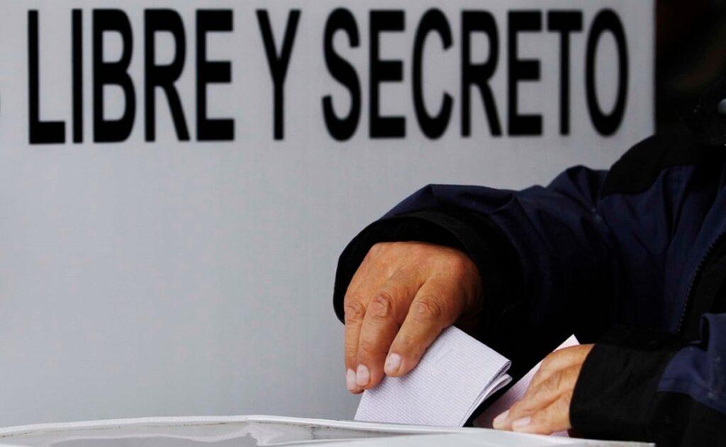 reforma electoral Foto: Monreal