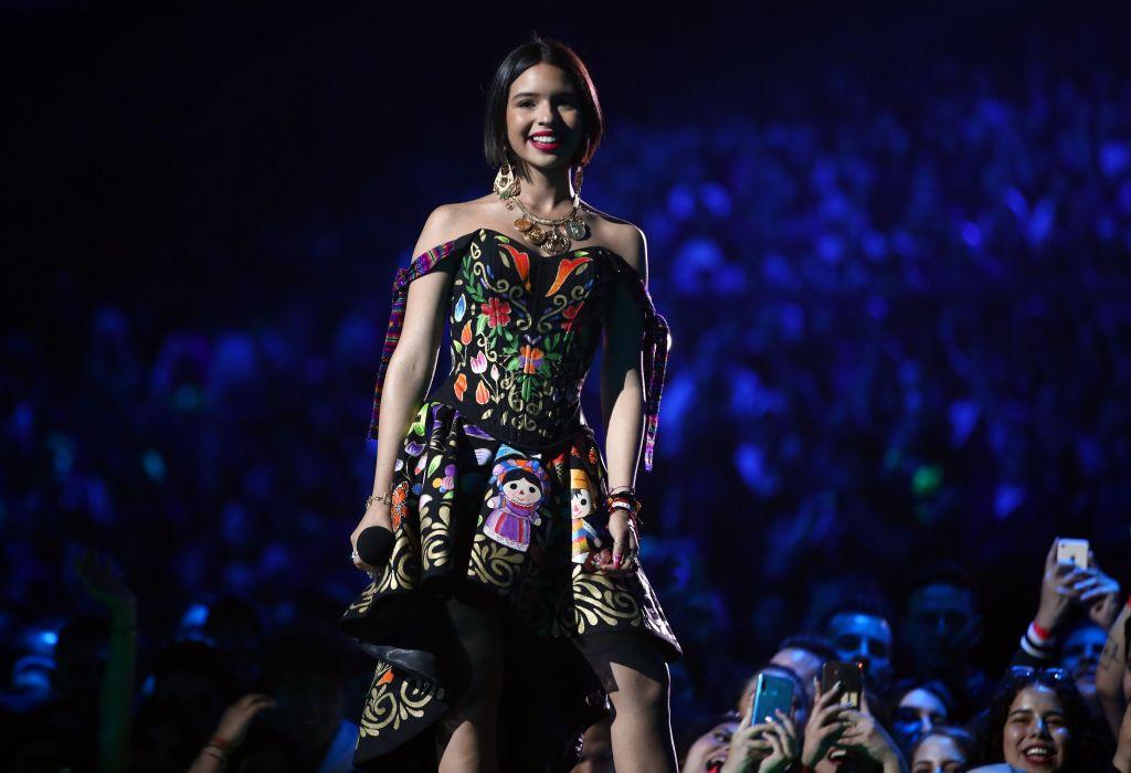 Ángela Aguilar es la primera cantante del regional en llegar a Up Next Latam de Apple Foto: Internet