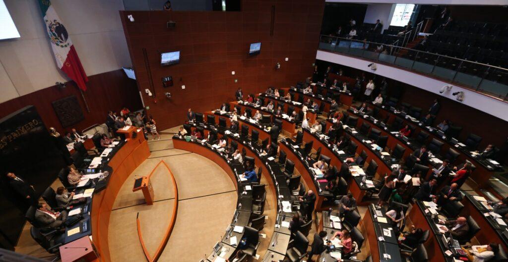 Senadores chocan y se pospone otra vez análisis de la Ley de Juicio Político y Declaración de Procedencia Foto: Internet