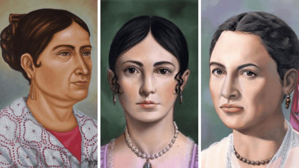 Conoce a las mujeres que destacaron en la Independencia de México Foto: Internet