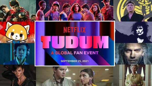 Conoce todas las sorpresas de Tudum en Netflix