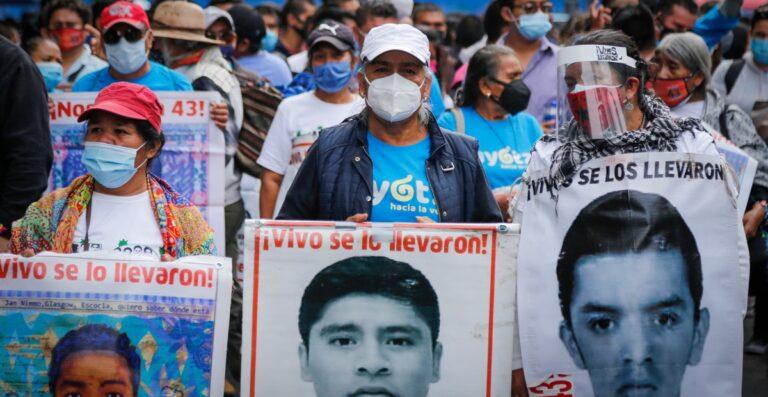 CNDH llama a las autoridades a no desistir en en la extradición de Tomás Zeron de Lucio por el caso Ayotzinapa Foto: Internet