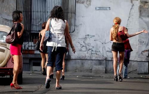 México es origen, tránsito y explotación para la prostitución sexual, denuncian diputadas Foto: Internet