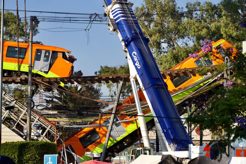Urge senadora fincar responsabilidad penal a Ebrard, Delgado y Sheinbaum por tragedia de la Línea 12 del Metro Foto: Internet