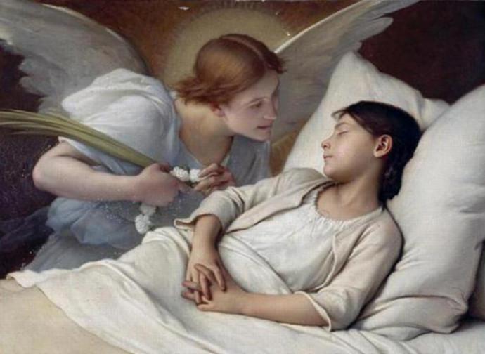 La devoción a los ángeles