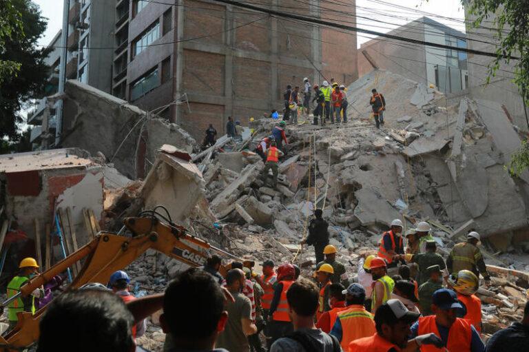 Al recordar los sismos de septiembre, diputados se confrontan por desaparición del Fonden Foto: Internet