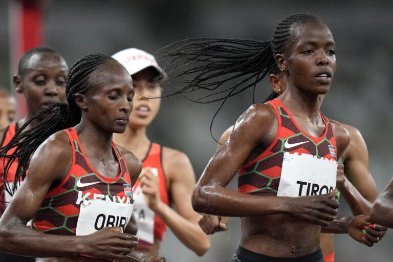 Hallan muerta en su casa a la corredora keniana Agnes Tirop