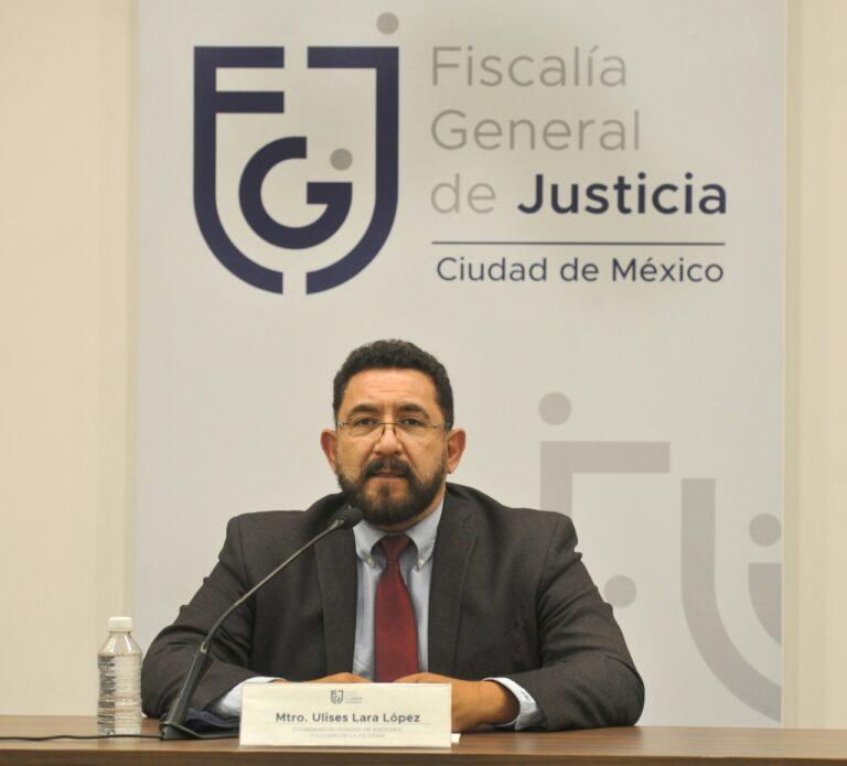 Fiscalía CDMX detuvo a persona por su participación en delito electoral en pandilla