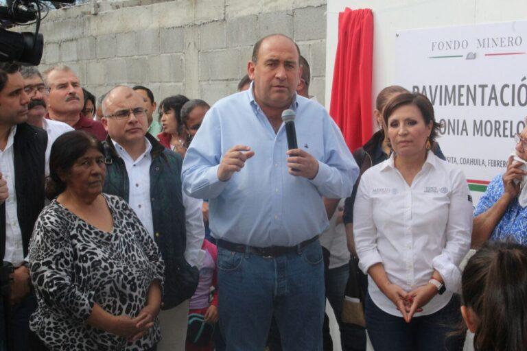Rechaza Rubén Moreira que Rosario Robles sea un peligro o pretenda fugarse