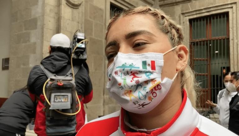 Aremi Fuentes confía en que Bonilla pague cheque sin fondos Foto: Especial