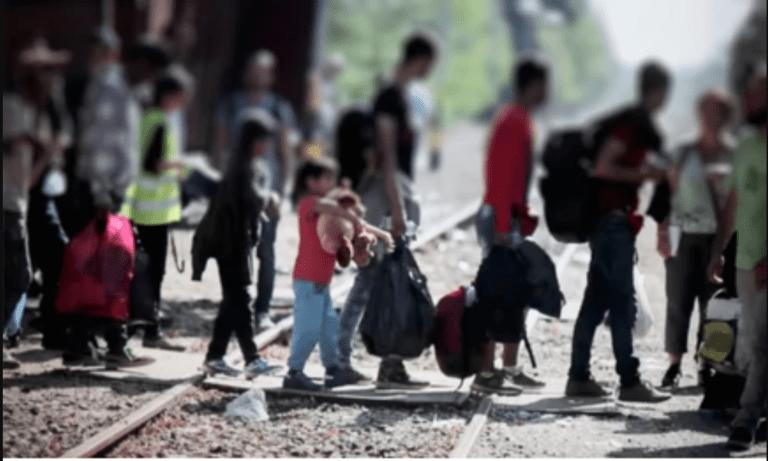 INM localizó a 33 mil 142 personas migrantes extranjeros en condición irregular en Tamaulipas Foto: Internet