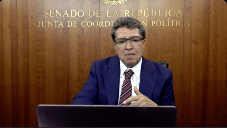Debate abierto en análisis del Paquete Económico: Monreal Foto: @RicardoMonrealA