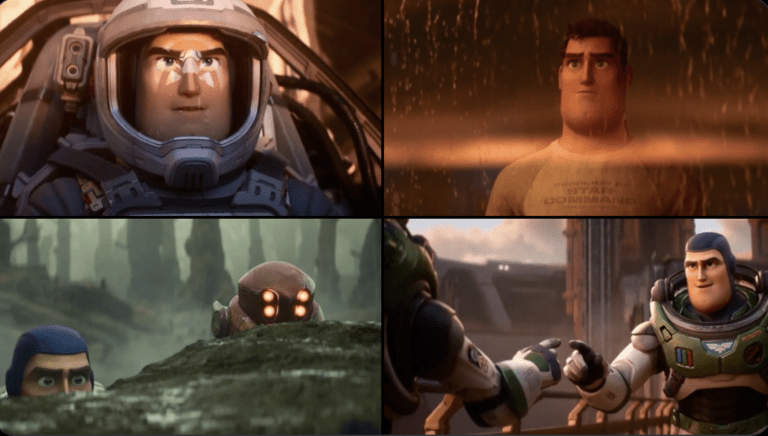 "Primer tráiler de ""Lightyear"", la historia de origen de Buzz Lightyear de ""Toy Story"" Foto: Internet"