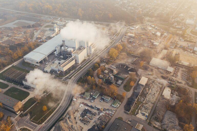 ONU registra un nuevo récord de gases de efecto invernadero