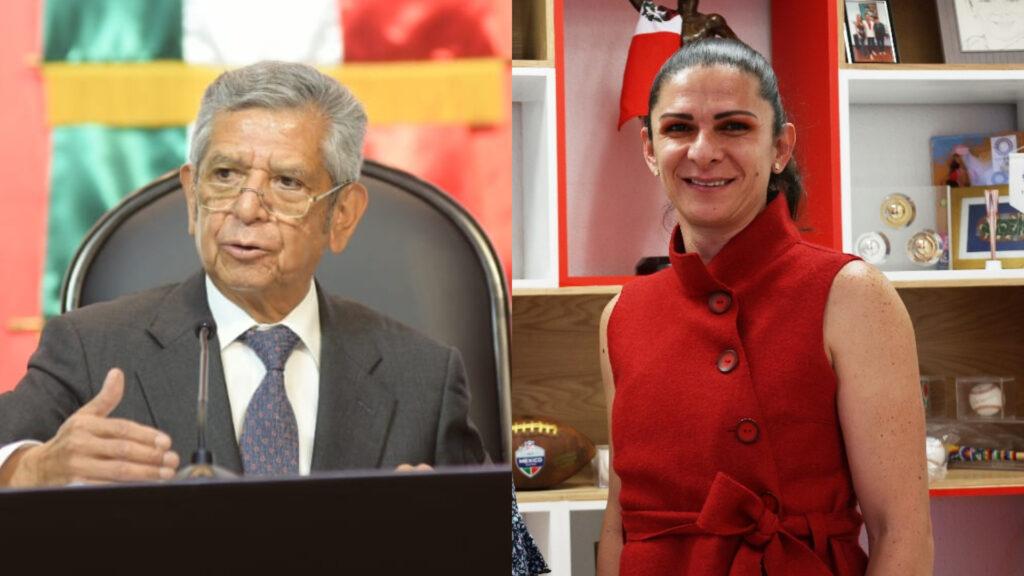 CONADE, bajo la lupa de la SFP por corrupción; no habrá impunidad asegura Salcedo