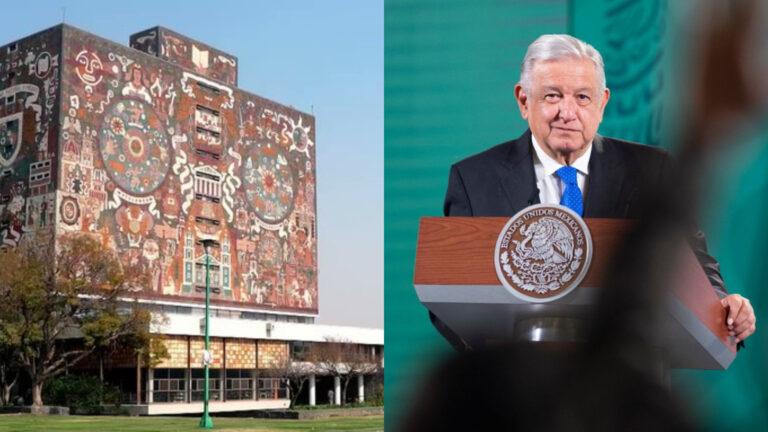 La UNAM se volvió individualista: AMLO