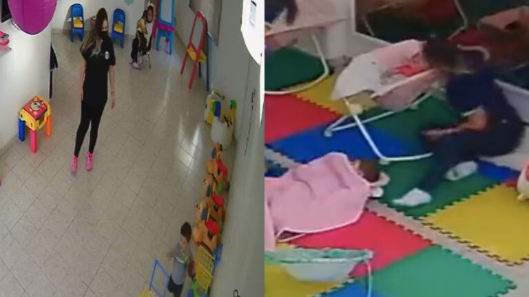 Guardería KidZone en Coahuila golpea a bebés
