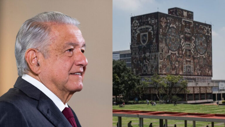 UNAM se derechizó: AMLO