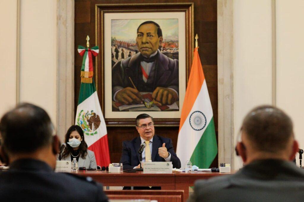 México camina a la transformación con adecuado manejo de política interna del país: Segob