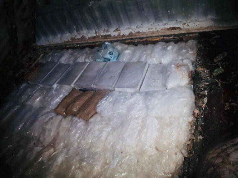 FGR obtuvo vinculación a proceso en contra de Mario 'N', detenido con metanfetamina, opio y fentanilo ***FOTOS FGR****