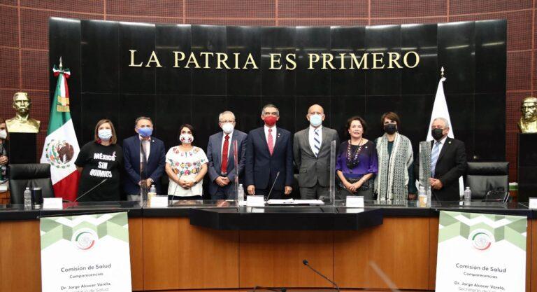 """""""No existe crisis en el sector salud"""":Jorge Alcocer; """"mentiras"""" dicen senadoras Foto: Internet"""