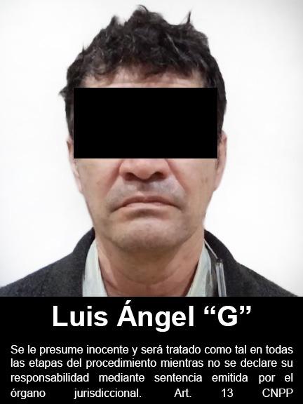 FGR recibió en extradición de Guatemala a Luis 'N' quien asesinó a sus dos hijos menores *FOTO FGR*