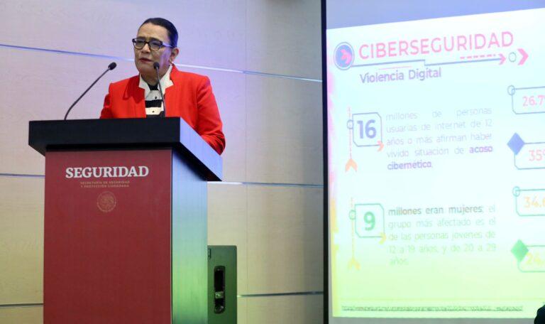 16 millones de personas afirman haber vivido alguna situación de acoso cibernético: SSPC *FOTOS SSPC*
