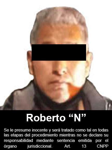 Por transporte de cocaína y heroína, un juez federal vinculó a proceso a Roberto Nieves *FOTOS FGR*