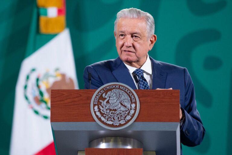 AMLO apela a la comprensión de Paraguay Foto: Presidencia