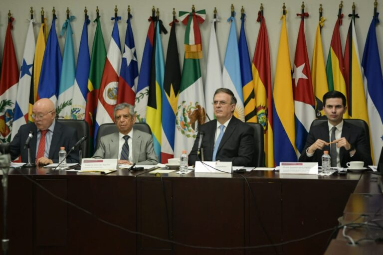 """""""V Reunión de Ministras, Ministros contra la Corrupción de la Comunidad de Estados CELAC)"""": SFP-SRE *FOTOS SFP / SRE**"""