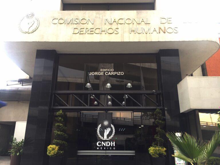 CNDH emitió medidas cautelares a favor de miembros de la comunidad científica Foto: Internet